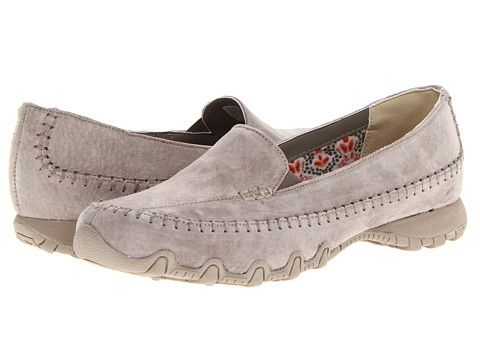 SKECHERS Bikers - Pedestrian Taupe - Zappos.com Free Shipping BOTH Ways $59.99