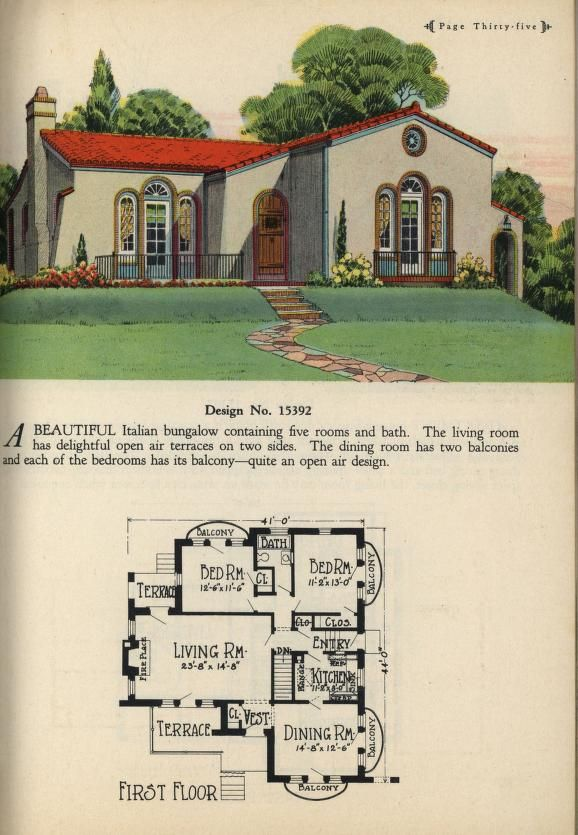 Artistic Homes Build A Home First Vintage House Plans Vintage House House Blueprints