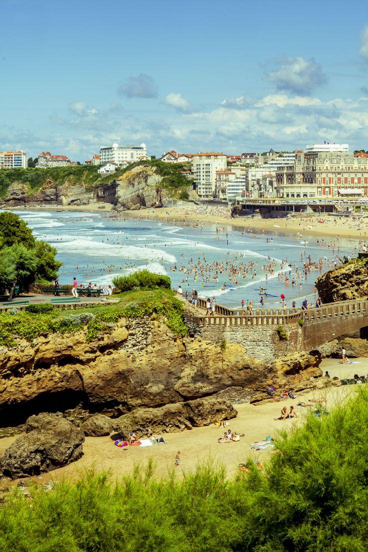 La Grande Plage - Biarritz (Sud-Ouest)