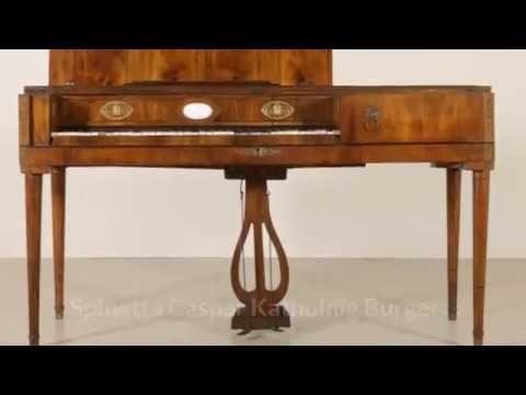 Spinetta Caspar Katholnig Burger (fine 700) - YouTube