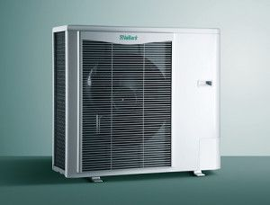 Vaillant Air Source Heat Pump