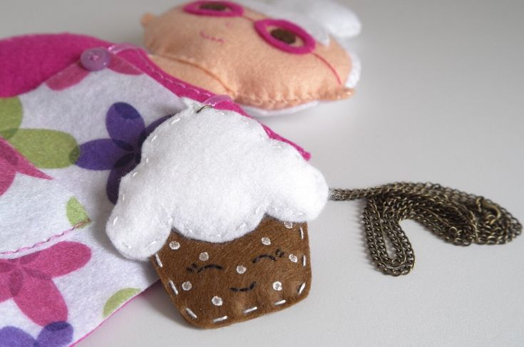 A personal favourite from my Etsy shop https://www.etsy.com/listing/268024537/grandmother-doll-and-the-muffin-necklace
