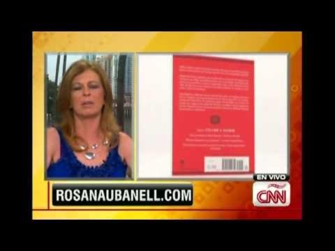 """Escritora Rosana Ubanell presenta su libro Perdido en Tu Piel en CNN en español. Un hombre enamorado por 30 años de una mujer la reencuentra.  Presentación de """"Perdido en tu piel"""" en Café CNN. No te lo pierdas. La historia de un hombre que lleva 30 años recordando su primer amor y su reencuentro con la mujer que lleva 30 años intentando olvidarlo.  http://www.youtube.com/watch?v=C7E9DF0F1Zw=youtu.be"""