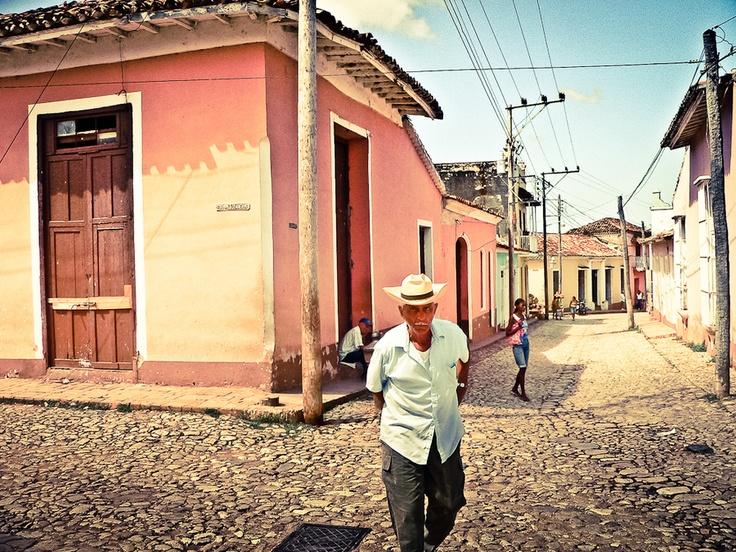 Picture shot in Trinidad, Cuba. 2008.