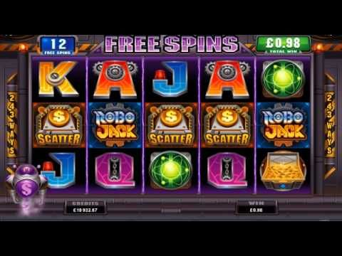 €,$,£ Bonuses for New Players. Video of the New RoboJack Online Slot Game . Great graphics, audio and playability. Great techno feel to this game. Check it out Here http://bit.ly/1iThOqW http://bit.ly/1st4wm7 http://bit.ly/RQFj9W http://bit.ly/1gDVKfI  #wilds #scatters #freespins #newslots #rollingreels #slots #onlineslots #onlinecasinos #extrawilds #243ways #wildreels #symbolretrigger #microgamingslots bonusplaycasinos.com