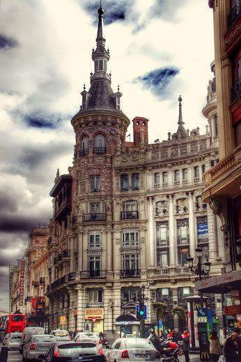 Casa Tomas Allende MADRID