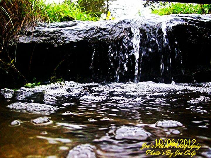 Small stream taken behind Loyalist college Belleville Ontario