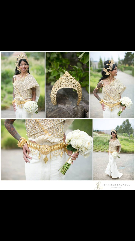 Cambodian wedding                                                       …                                                                                                                                                                                 More