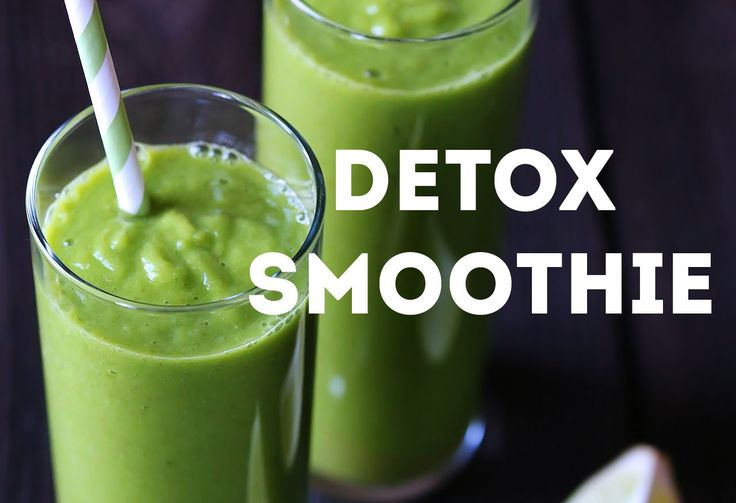 10 Day Detox Diet Recipes - Dr Mark Hyman Detox Smoothie Recipe for Diabetics: Dr. Mark Hyman Detox Smoothie This 10 day green smoothie cleanse will power yo...