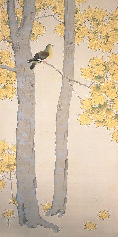 2015 fiscal Hishida Shunso exhibition schedule Works | Iida City Art Museum