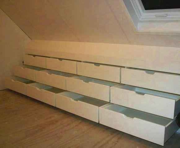 Ways To Decorate Your Bedroom Loft Storage Attic Rooms Loft Room