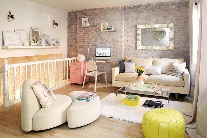 Пастельные оттенки в дизайне квартиры на Манхеттене от Тары Бенет