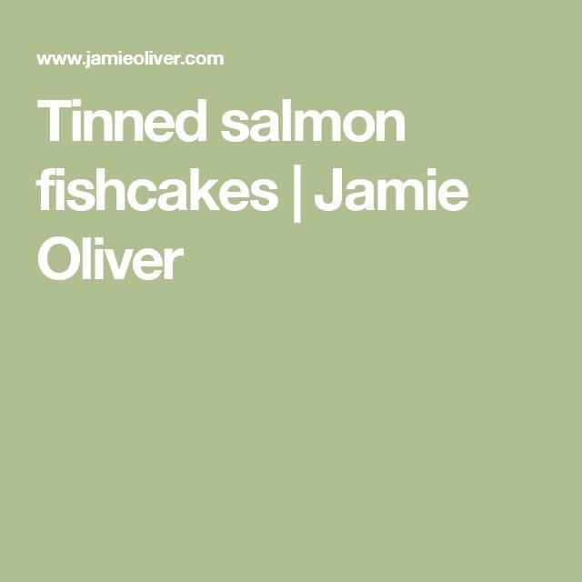Tinned salmon fishcakes | Jamie Oliver