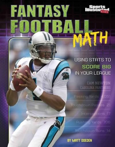 Fantasy Football Math: Using Stats to Score Big in Your League