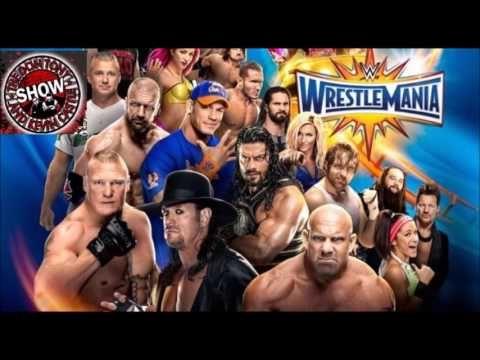 WWE #WrestleMania 33 Predictions - DTKC Show