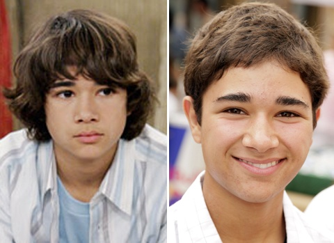 ... Garcia, American Child, George Lopez, Normal High, Luis Armand, George