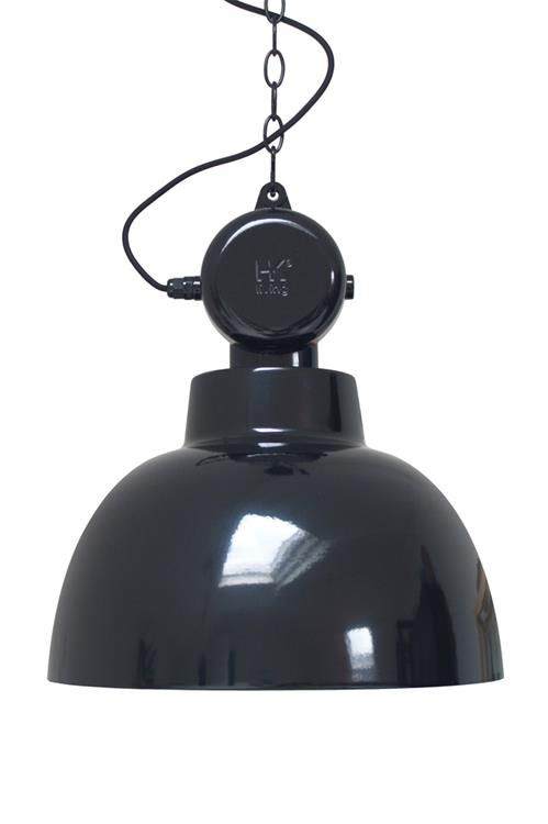 """Products details - Verlichting - Industriële lamp """"Factory"""" L HK living"""