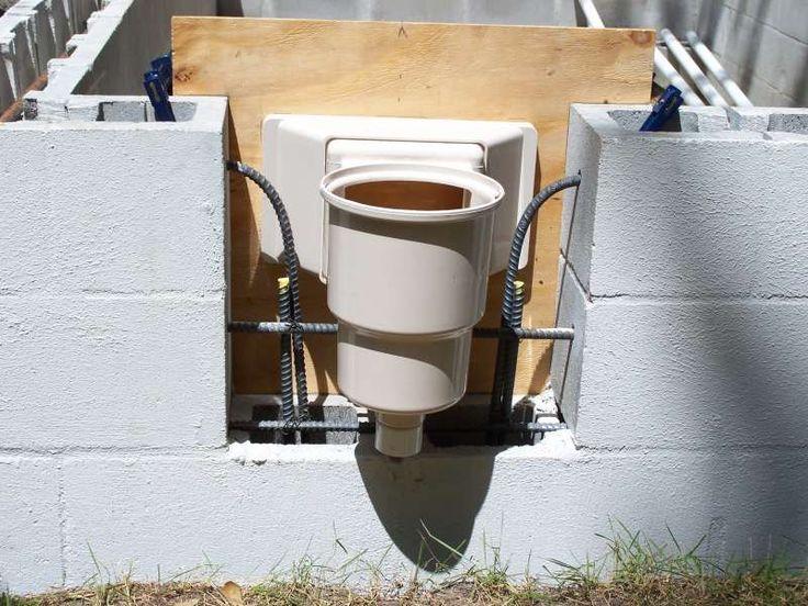 Concrete Block Pools | Re: Concrete Block Puppy Pool   In Progress   Many  Questions