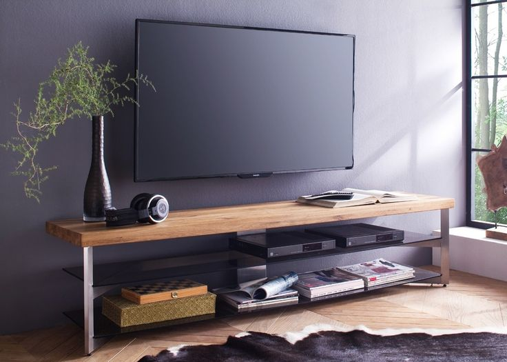 Tv lowboard hängend modern  Die besten 20+ Lowboard eiche Ideen auf Pinterest | Tv wand eiche ...