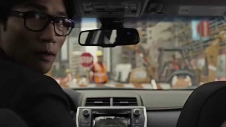 2015 Toyota Camry Commercial - The Fix