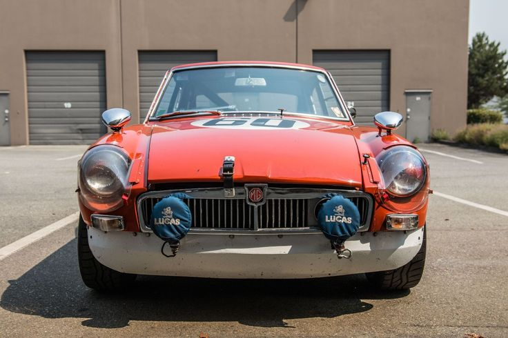 This MGB GT Is the Forgotten Hero of Sports Car Racing's Golden Age