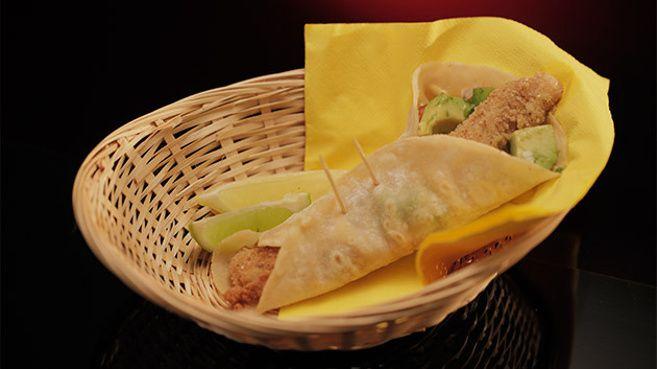 Fish Tortillas