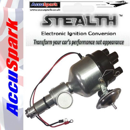 AccuSpark Electronic Distributor with tacho drive for Triumph Spitfire 1300 | eBay