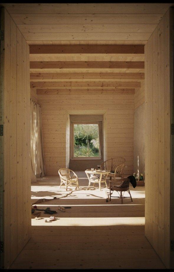 Garden House / Vécsey Schmidt Architekten | AA13 – blog – Inspiration – Design – Architecture – Photographie – Art