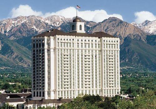 The Grand America Hotel in Salt Lake City, UT
