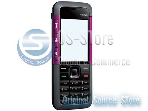 Nokia 5310 XpressMusic Cell Mobile Phone Unlocked – OS-STore.com : The 5310 XpressMusic is Nokia's answer to Sony Ericsson's W880i Walkman phone. It is extremely slim measuring just 10mm and has handy music playback buttons on the front.. The 5310′s slim profile is a refreshing change from the rather bulbous 5300 — its closest stablemate in the XpressMusic range — but it shares that handset's row of music buttons that are found to the left of the screen...