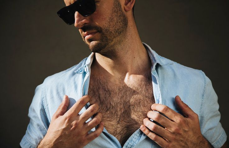Welcome Back, Chest Hair - The New York Times