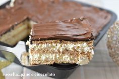 La torta eclaire alla nutella e' buona all'ennesima potenza ma e' di una facilita' altrettanto elevata. Preparatela e poi dovete venirmelo a dire se e' buon