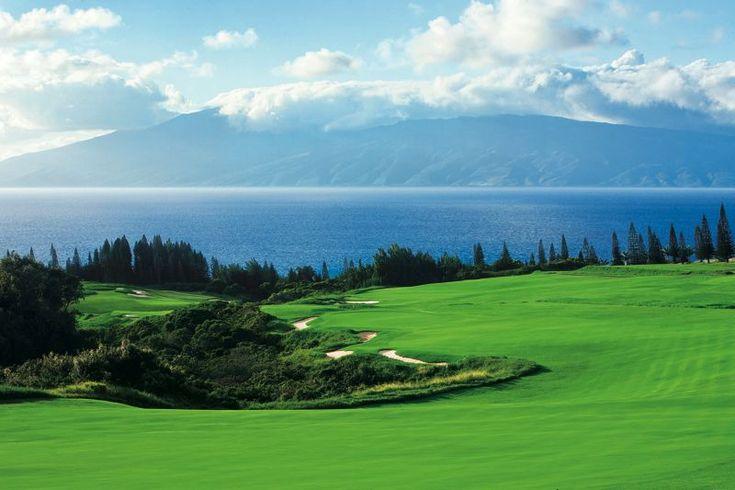 Kapalua Golf – Time to swing the clubs? The Plantation Course is bar none!  https://alohacondorental.com/kapalua-golf-the-plantation-course/ #PlantationCourse #GolfMaui #KapaluaGolf #VacationRentalMaui