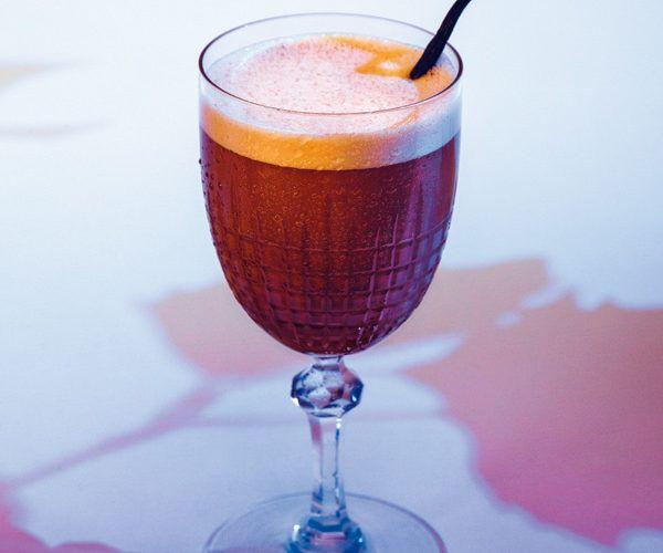 Das Rezept | Café Frappé mit Eigelb und Vanille