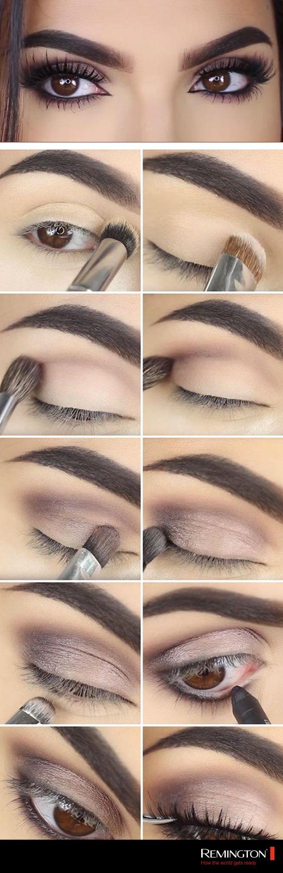 Luce sensacional y deslumbra con una mirada única con este maquillaje. ¡Inténtalo!
