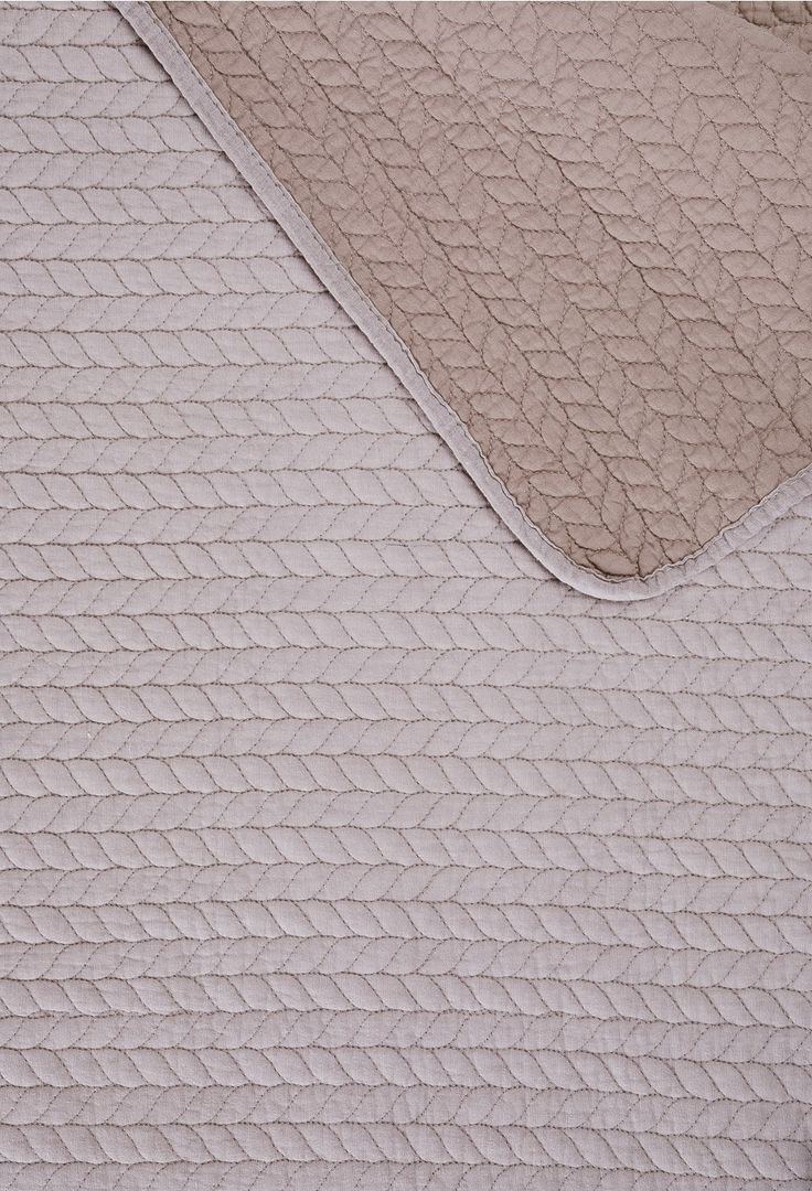 Home Collection - Bedspread Clermont  beige