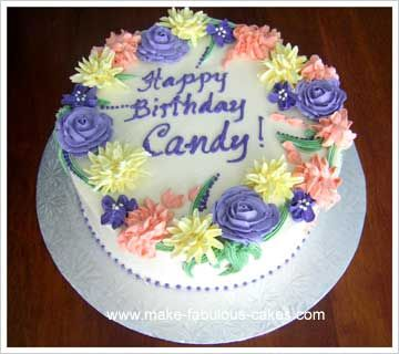 Pinterest Birthday cakes 54