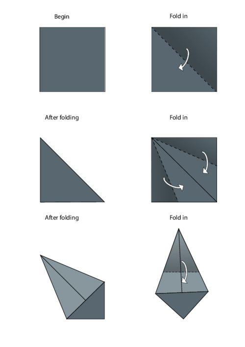 Origami Elephant Printable Instructions