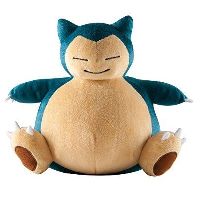 Pokémon Large Plush, Snorlax