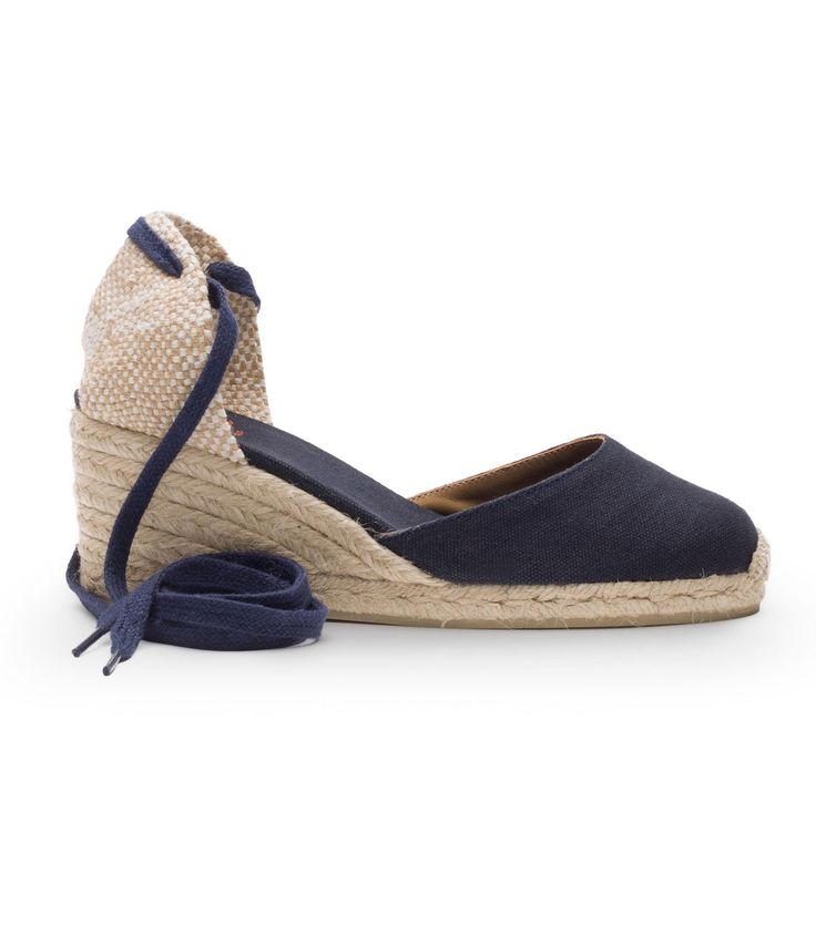 Our Favorite French It Girls Adore This Shoe Brand: Castañer Carina 6 Basic Line ($95)