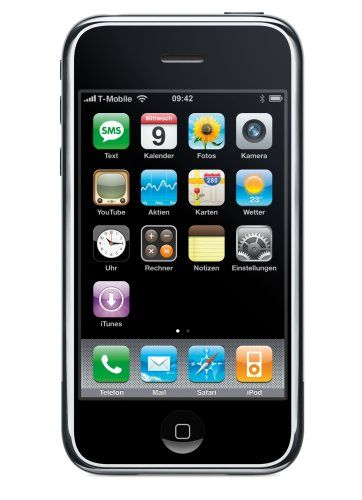 Apple iPhone 3G Black, 16GB Network Type: GSM 850; GSM 900; GSM 1800; GSM 1900; EDGE; HSDPA 850; HSDPA; UMTS 2100. Form Factor: Smartphone, Touch Screen. GPS Capability: Built in GPS Receiver.  #Apple #Wireless
