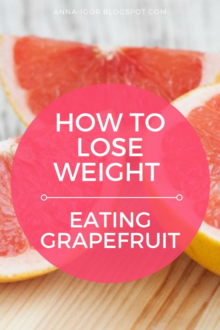 How to Lose Weight - Eating #Grapefruit