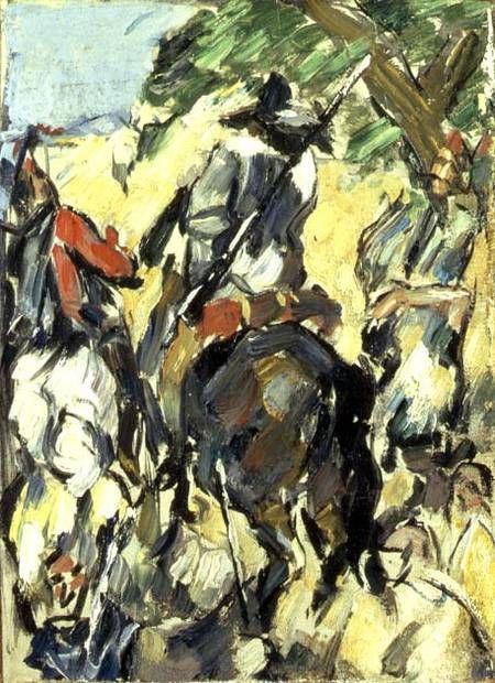 1870 Paul Cezanne