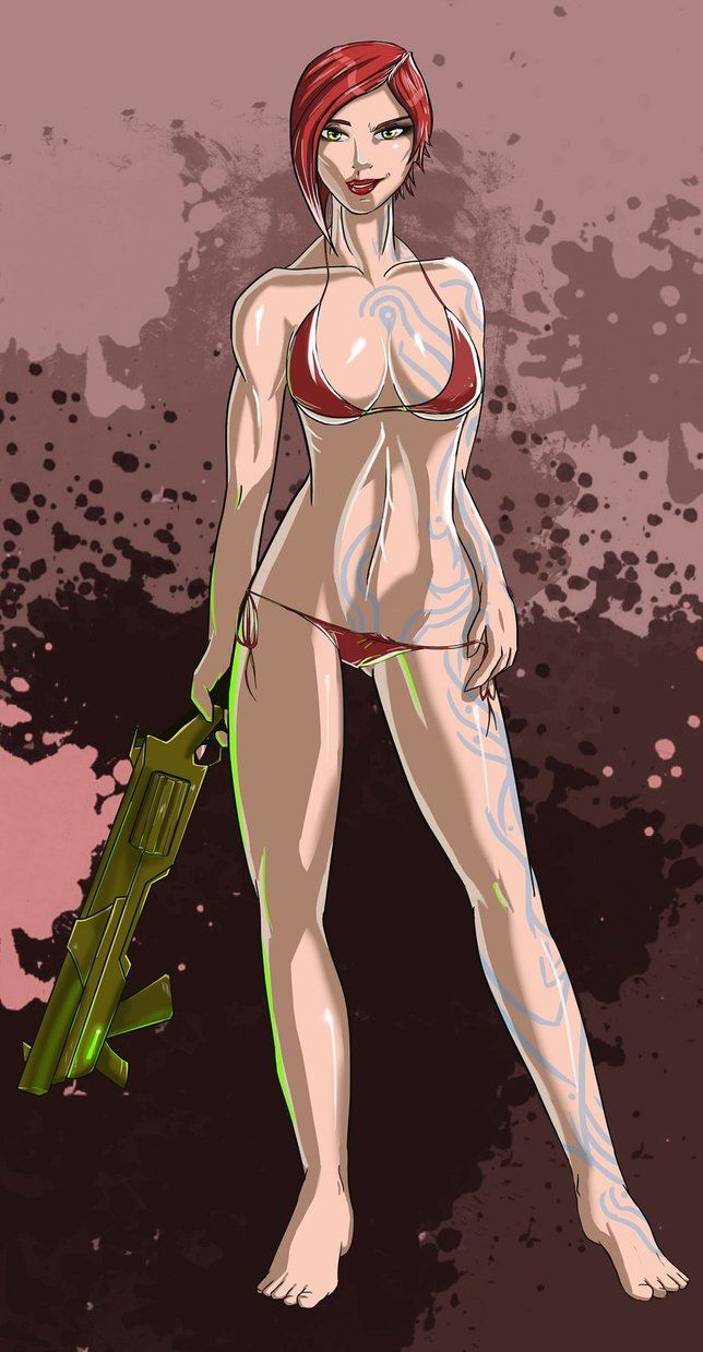 All Borderlands lilith naked pity, that