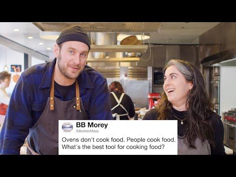 Bon Appetit S Brad Claire Answer Cooking Questions From Twitter