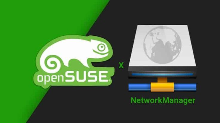 Habilitar Network Manager no openSUSE 42.3 Leap