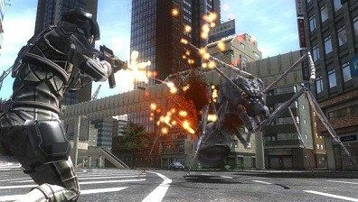 Earth Defense Force 4.1 - The Shadow of New Despair | 18 Temmuz'da #Steam platformunda.