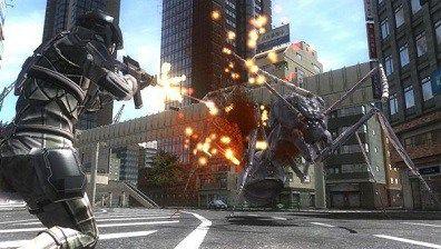 Earth Defense Force 4.1 - The Shadow of New Despair | 18 Temmuz'da #Steam platformunda.
