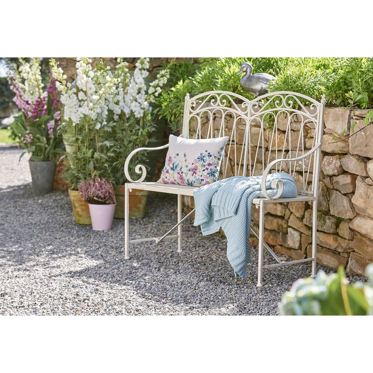 Great Wilko Romance Bench 2 Seater Great Pictures