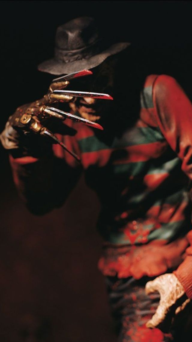 Freddy iPhone 5 wallpaper freddy krueger Pinterest